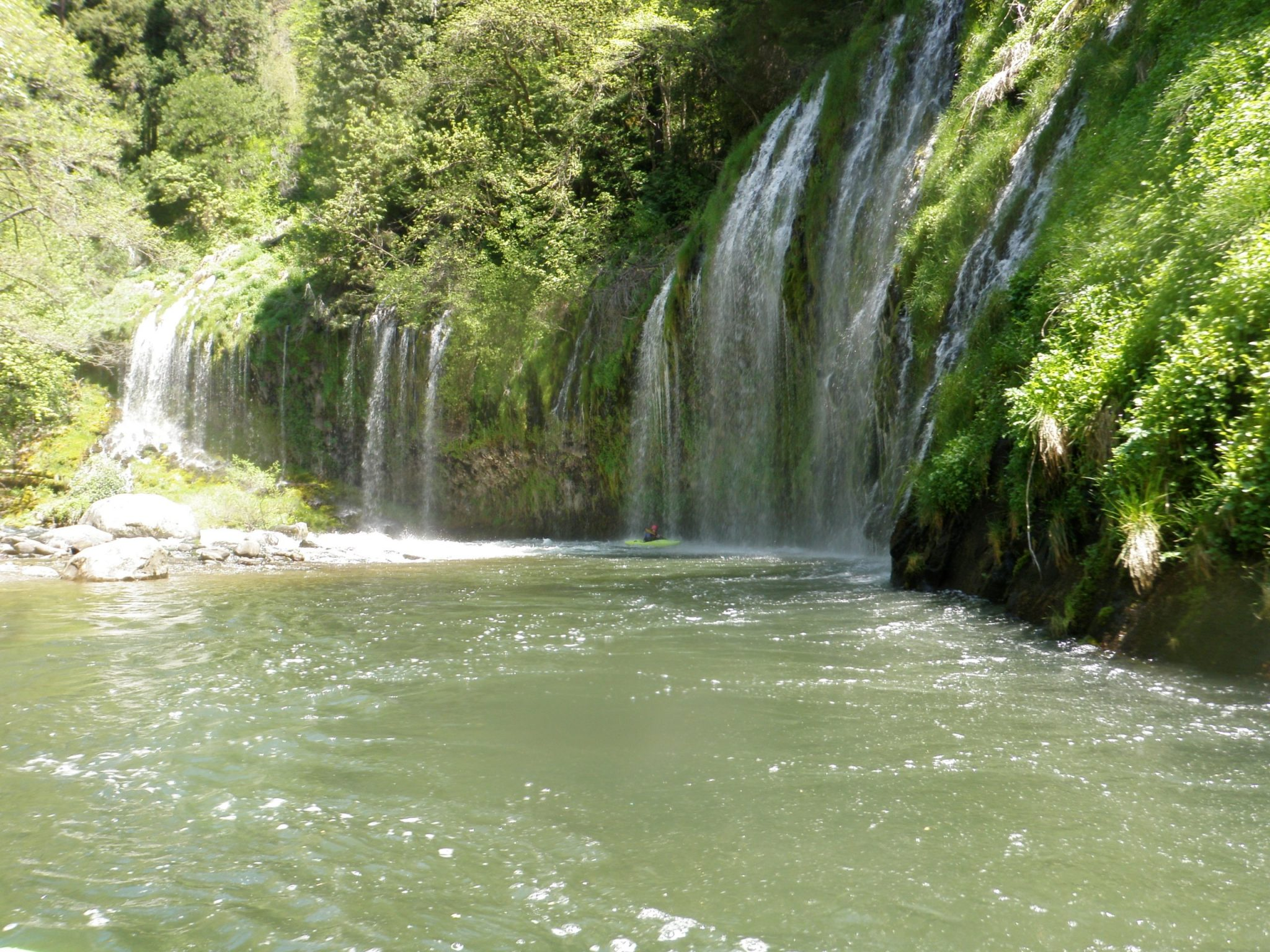Upper Sacramento- The Headwaters of the biggest river in California