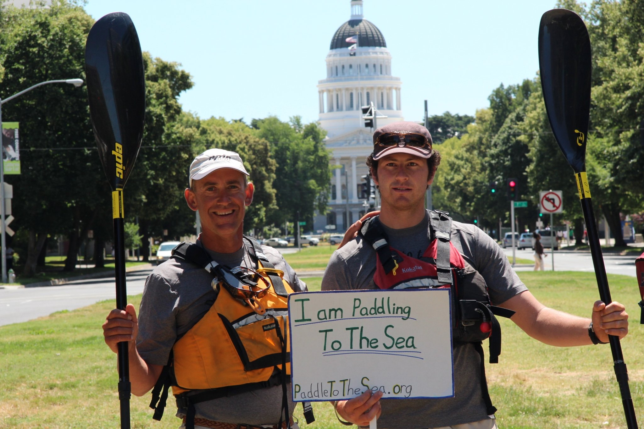 June River Rally at the State Capitol Building in Sacramento