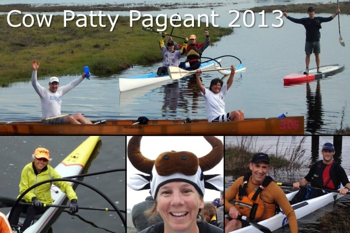 Joining the Herd for the 21st Cow Patty Pageant!