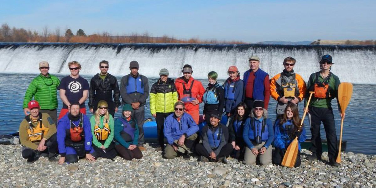 River To Reel Paddlers