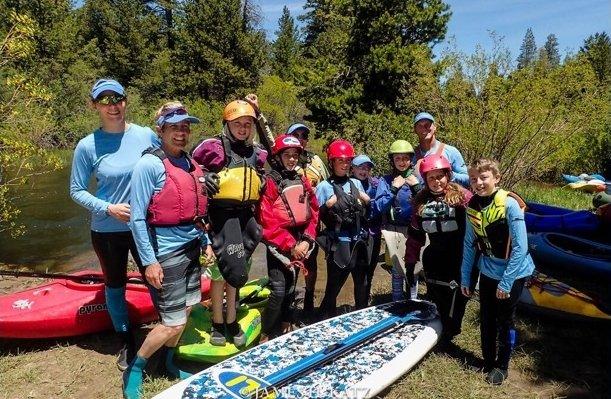 Truckee River Team