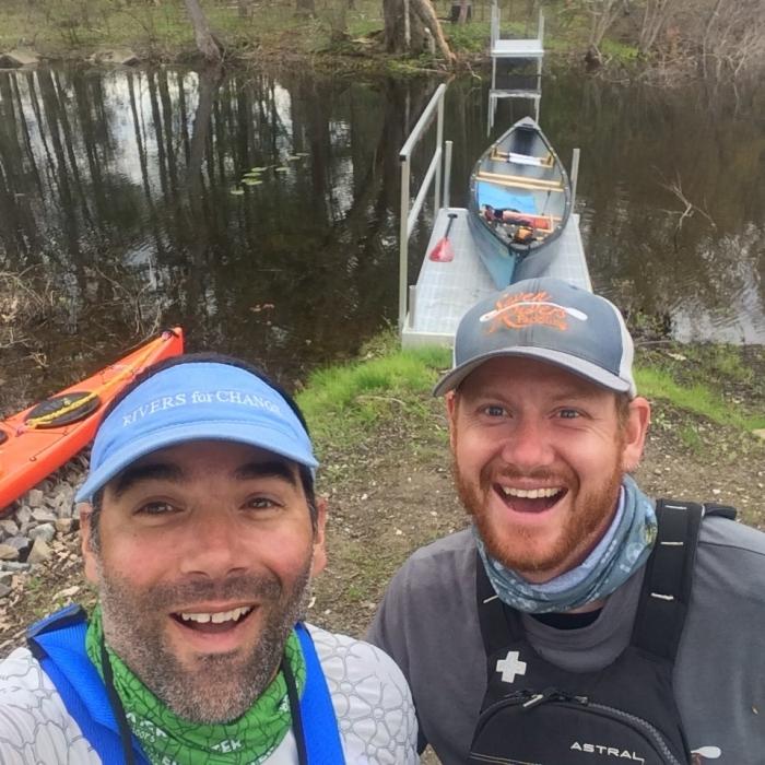 Lamprey Scout Trip a Success!