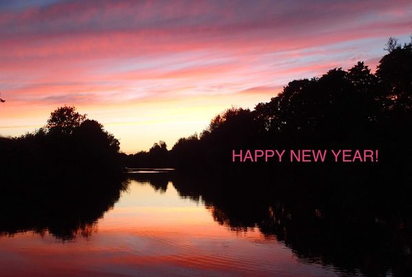 Happy new year from Rivers for change