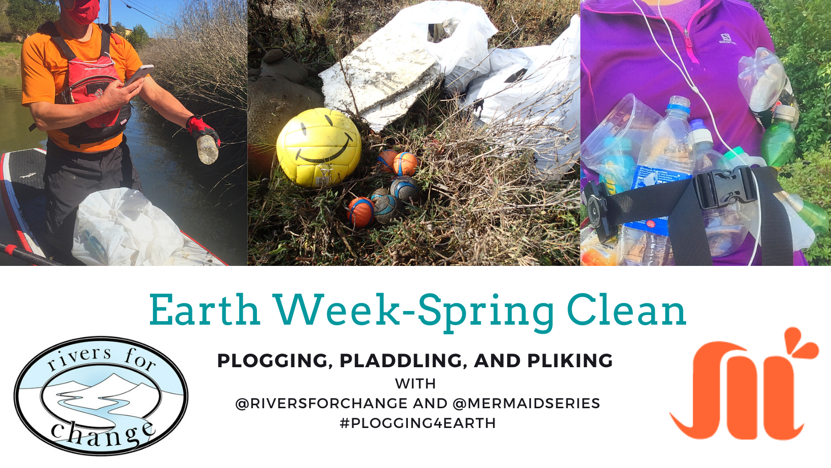 Earth Week:Cleanup Photo Facebook Cover