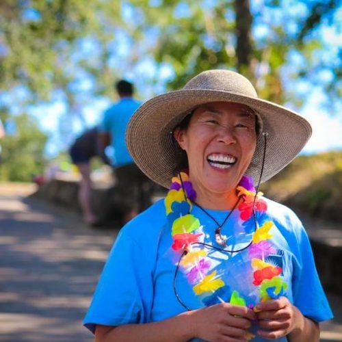 Janet volunteer_Cal 100