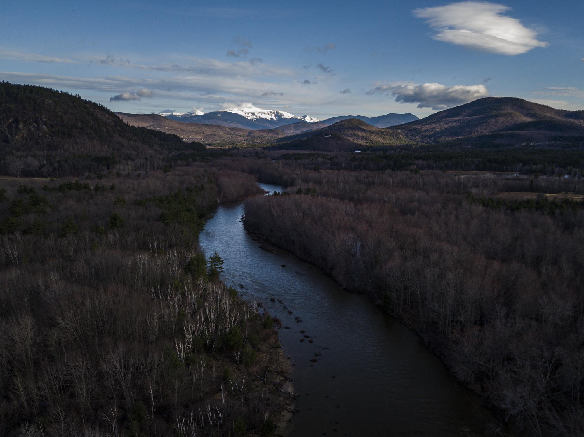 Saco River Source to Sea