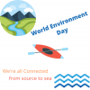 , World Environment Day & National Ocean Month, Rivers For Change
