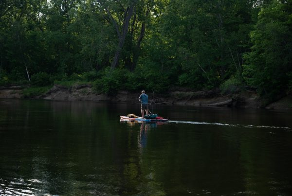 SUP on the Saco River