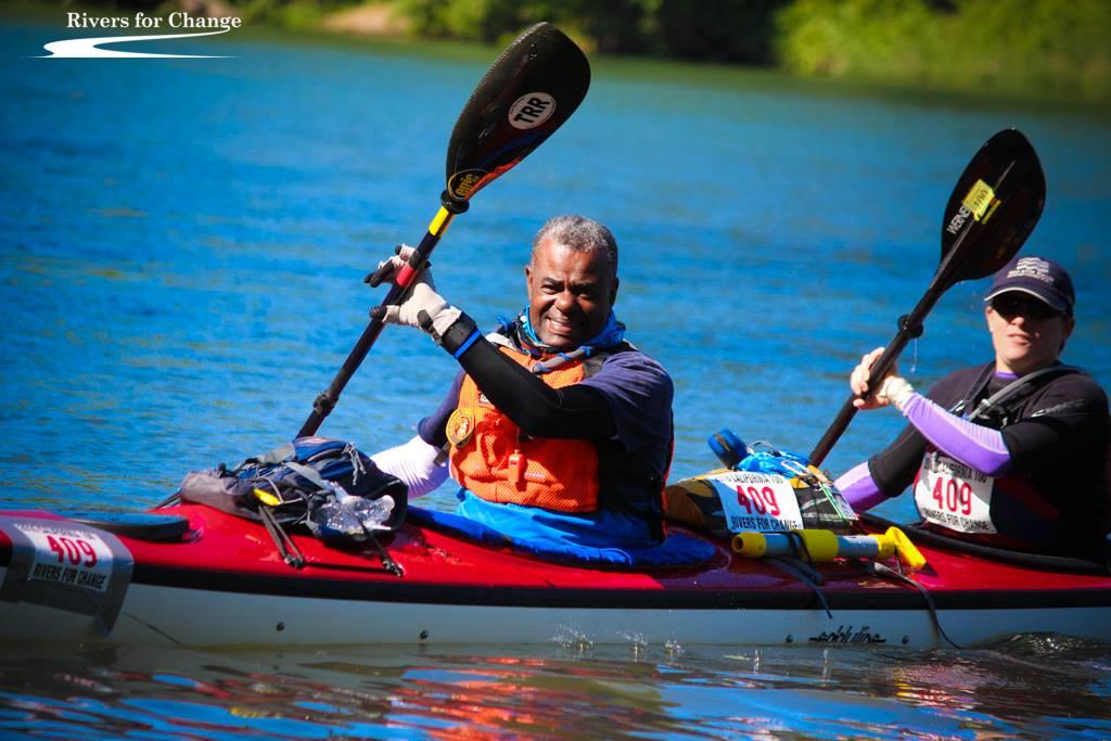 Spotlight: Chris Farris: Rivers for Change Grant Ambassador